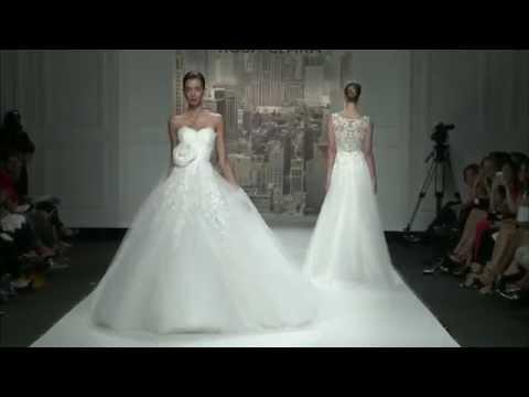 Detrás de cámara en vestidos de novia Rosa Clara 2015