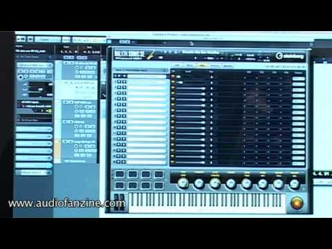 Steinberg Cubase 6 Video Demo [NAMM 2011]