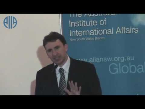 China v Japan: The Asian issue to watch in 2013 with Dr Jame Reilly