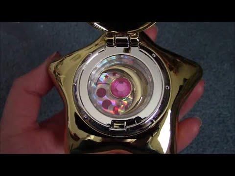 Sailor Moon Star Locket Music Box Moonlight Memory Series Bandai 2015