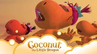 Coconut the little Dragon: Pop Rivals S1 E4   WikoKiko Kids TV