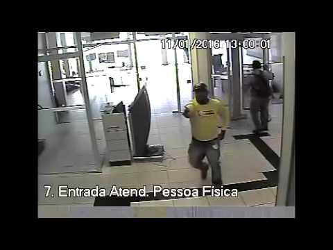 Assalto Agência Banco do Brasil - Cuiabá MT
