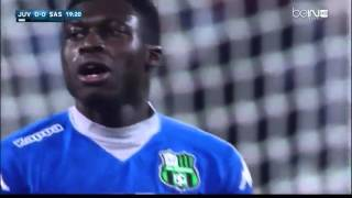 Juventus x Sassuolo Full Highlights [ENGLISH COMMENTARY]