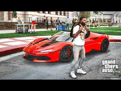 GTA 5 REAL LIFE MOD #268 LET'S GO TO WORK!! (GTA 5 REAL LIFE MODS) 4K