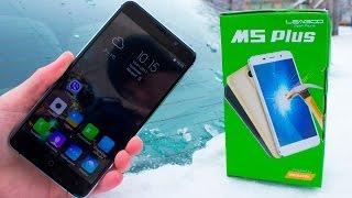 Leagoo M5 Plus - Дешевый противоударный смартфон с Алиэкспресс!