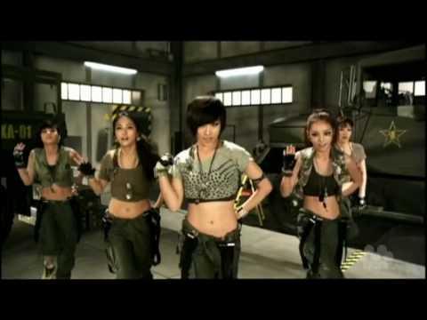 [hq] Kara Mr. Mv Korean Version (韓國語) video