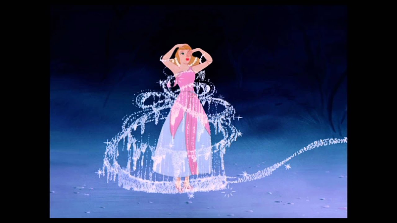 Cendrillon extrait 2 la transformation en princesse - Cendrillon et son carrosse ...
