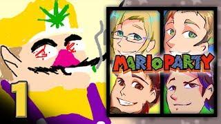"Mario Party: ""Legalize It"" - EPISODE 1 - Friends Without Benefits"