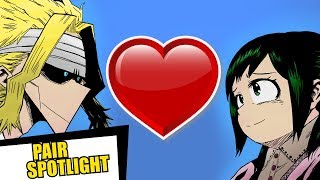 All Might And Izuku's Mom, Inko; Why Do People Ship and Like It? My Hero Academia Pairs Explained