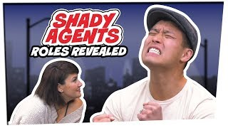 PUNCH ME IN THE FACE! | Shady Agents