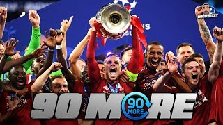 IT'S HAPPENED AGAIN | Liverpool 2-0 Spurs | #90More