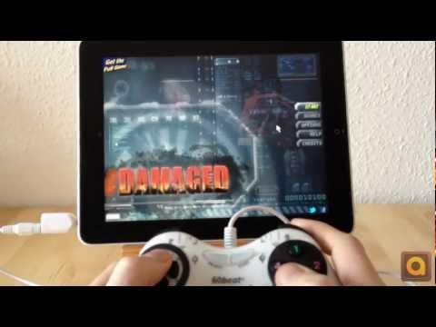 60beat GamePad für iPad. iPhone und iPod touch