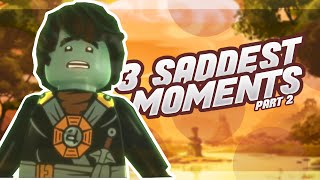 Ninjago | 3 Saddest Moments [2]