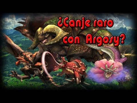 Monster Hunter 3 Ultimate | Wii U | Canje raro Argosy