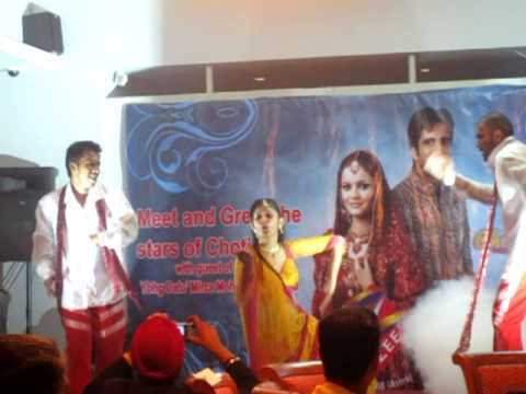 Meet & Greet The Stars Of Choti Bahu - Video 2 video