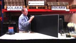 Solara Power M marine solar panels