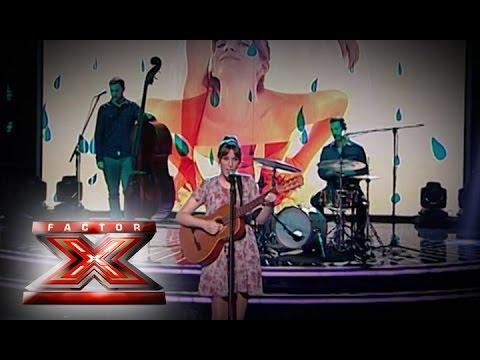 LU�SA SOBRAL - FACTOR X - GALA 08 - 2014