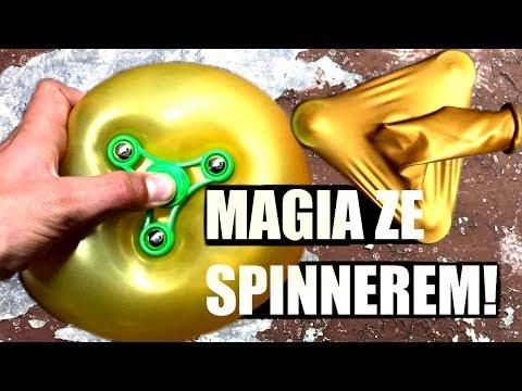 JAK ZROBIĆ MAGICZNY TRIK Z FIDGET SPINNEREM? WYJAŚNIENIE!