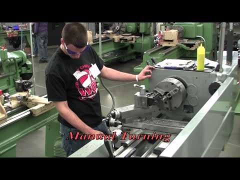 2011 SkillsUSA Washington Precision Machining Contest