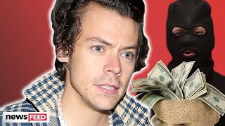 Harry Styles ROBBED At Knifepoint!