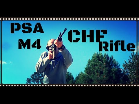 Palmetto State Armory Magpul MOE CHF M4A1 Premium Rifle Review (HD)