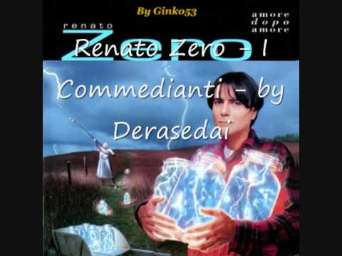 Renato Zero - I Commedianti