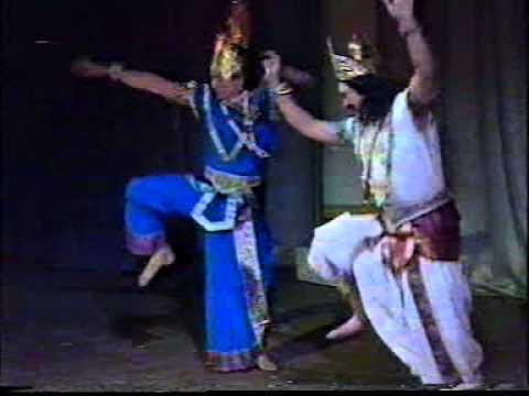 Shiva Tandav Ballet- Part 1 video