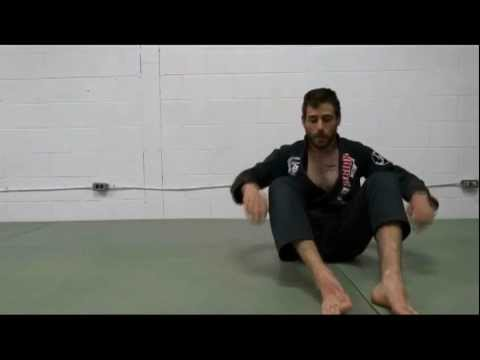 JIU JITSU INVERTED GUARD DRILLS by GRAPPLERSPLANET.COM Image 1