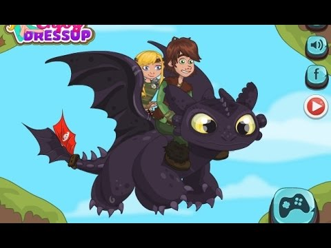 How To Train Your Dragon Swamp Accident - Kids Games HD