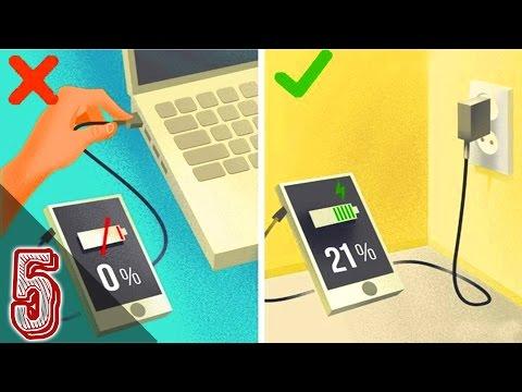 5 Abitudini Che Rovinano Il Tuo Smartphone