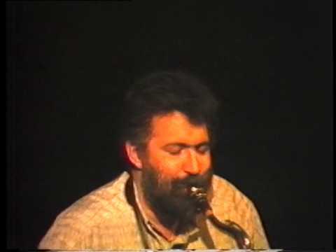 Derek Bailey and Evan Parker - improvisation #1 (excerpt) (1985/04/22)