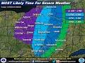 Binghamton NY Severe Weather Outlook 2/25/17