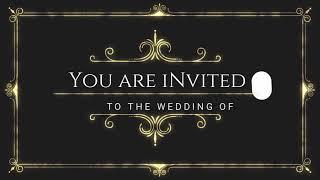 Manoj Weds Rekha | 17 - 01 - 2019 | 7982705968 | Best Marriage Invitation Video