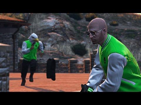 POKVARIO SAM MU LAMELU ! Grand Theft Auto V - Death Match w/Cale