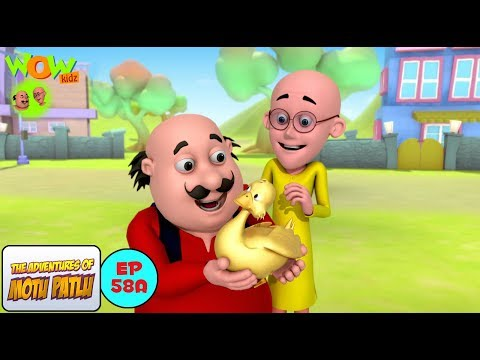 The Golden Goose - Motu Patlu in Hindi WITH ENGLISH, SPANISH & FRENCH SUBTITLES thumbnail