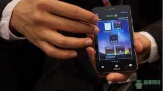 ASUS Padfone Infinity Hands On & Interview with Product Manager