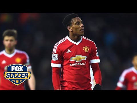 Manchester United gives Anthony Martial's number 9 to Zlatan Ibrahimovic