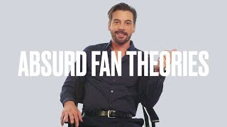 Skeet Ulrich Responds to Riverdale Fan Theories | ELLE