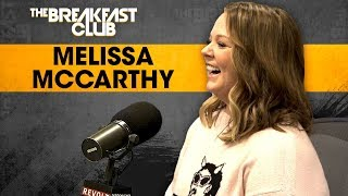 Melissa McCarthy On Her Comedy Come Up, Sexism In Hollywood And Her New Movie