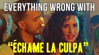 "Download Lagu Everything Wrong With Luis Fonsi - ""Échame La Culpa (ft. Demi Lovato)"" Gratis STAFABAND"