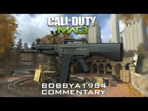 Kill Confirmed on Liberation - MW3 Commentary