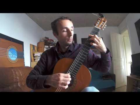 Francisco Tarrega - Fanfare