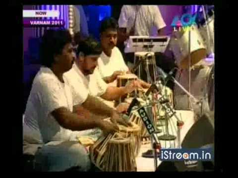 Varnam 2011: Cicily, MG Sreekumar sing 'Kasthuri ente...'