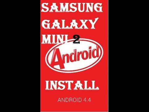 How to install CM11 on Samsung Galaxy Mini 2