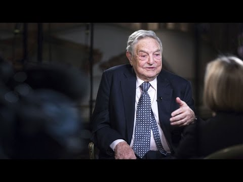 George Soros: Ukraine Faces Russia and 'Old Ukraine'