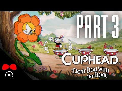 KLAUN PENNYWISE! | Cuphead #4