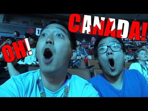 LCS Finals Vlog Ft. Toronto /ALL Chat [League Of Legends]