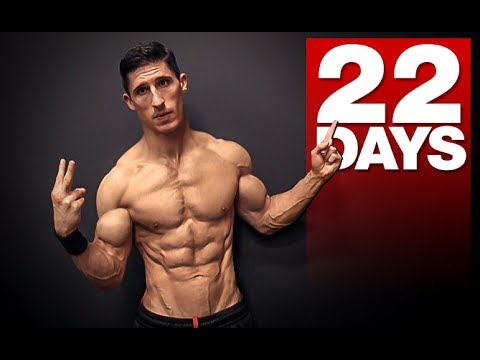 "The ""22 Day"" Ab Workout (NO REST!)"