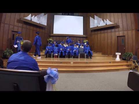 2014 Atholton Adventist Academy 8th Grade Graduati - 05/31/2014