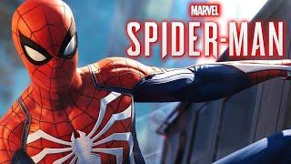 Marvel Spider-man: the game, part 6, продолжим
